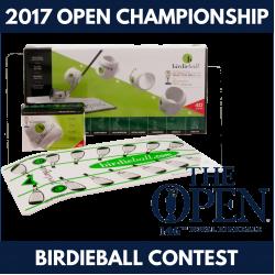 2017 Open Championship - BirdieBall Contest
