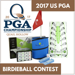 2017 US PGA - BirdieBall Contest