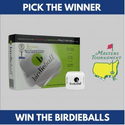 2018 Masters - BirdieBall Contest